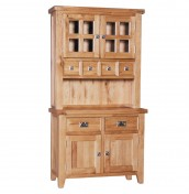Castelli Oak Small Buffet and Hutch