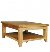 Chaparro Oak Square Coffee Table