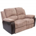 Corvo 2 Seater Recliner Sofa