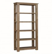 Miller Oak Open Display Unit