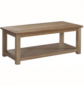 Miller Oak Coffee Table