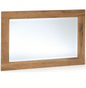 Hamilton Oak Wall Mirror