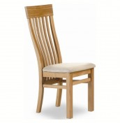 Howland Ash Cream Slatted Dining Chair