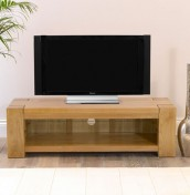 Ancaster Oak Small TV Stand