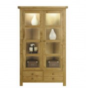 Alton Oak Small Display Unit
