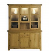 Alton Oak Large Display Unit