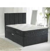 Majestic Grey Pocket Sprung Divan Set