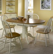 Weald Oval Extending Dining Set