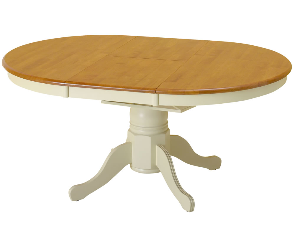 Weald Oval Extending Dining Table and Chairs,