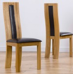 Anton Oak Dining Chairs