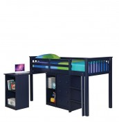 Albany Navy Blue Sleep Station