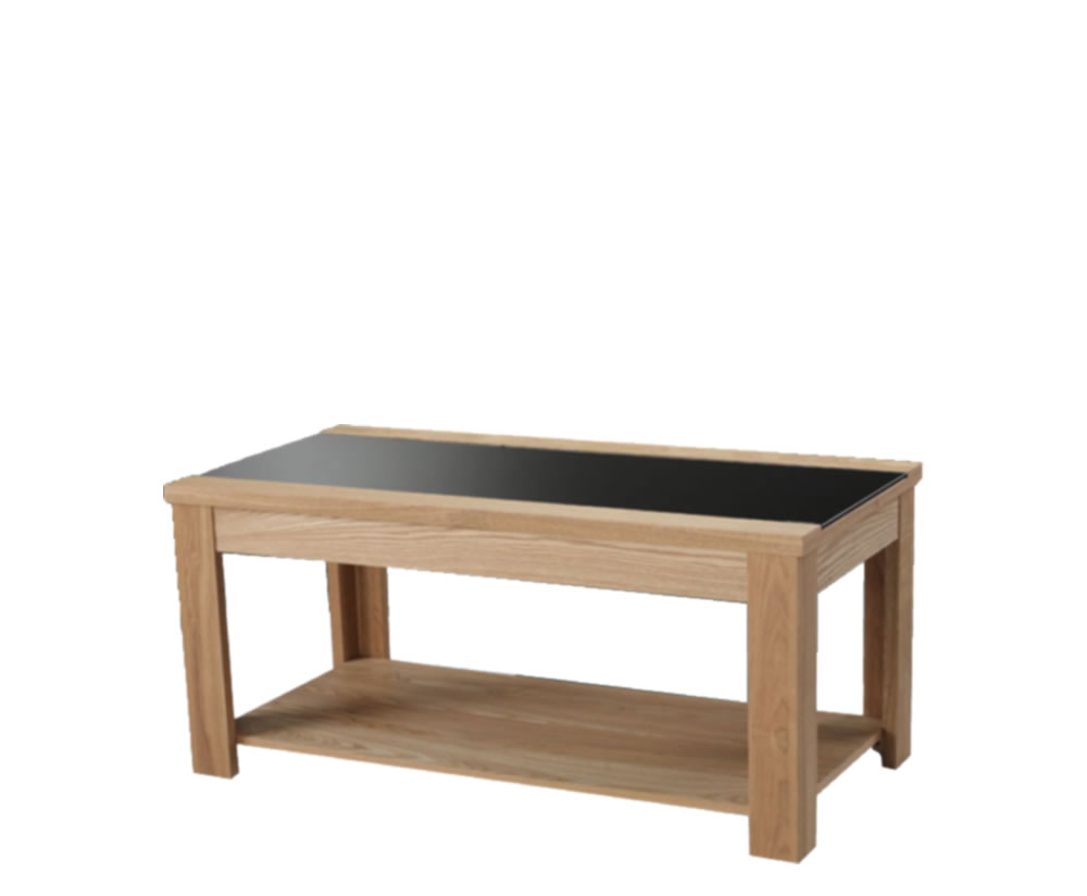 Brisbane Ash Coffee Table 7 Day Express Uk Delivery