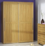 Melody 2 Door Sliding Wardrobe