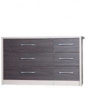 Hulsen 6 Drawer Wide Chest
