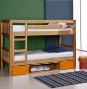 Tampa Pine Kids Bunk Bed
