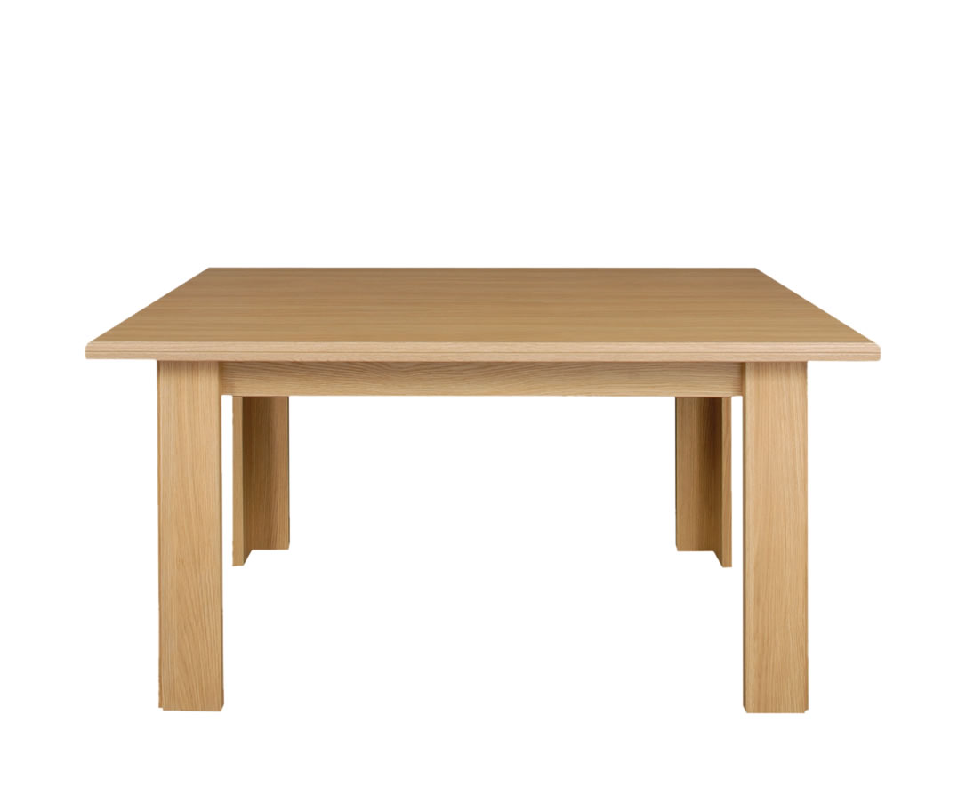Dining table oak dining table only for Dining table only