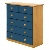 Danby 4+2 Drawer Pine Chest