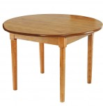 Bodiam Round Extending Dining Table