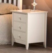 Kennedy Ivory Bedside Chest