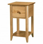 Alastair Pine Nightstand