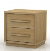 Sullivan Oak Bedside Chest
