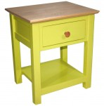 Whitby Sherbert Yellow Nightstand *Special Offer*