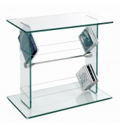 Weston Short Large Glass Media Unit *Special Offer*