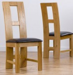 Palos Oak Dining Chairs