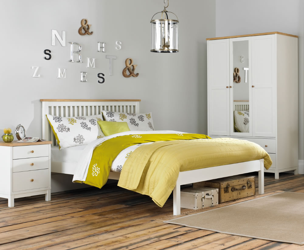 bentley designs atlanta two tone bedroom furniture