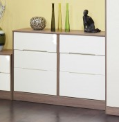Riviera Mix 'n' Match 6 Drawer Midi Chest