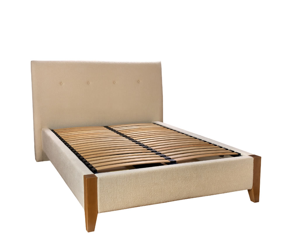 Steyning upholstered bed frame for Upholstered bed frame
