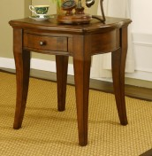 Blackrock Mahogany 1 Drawer Lamp Table