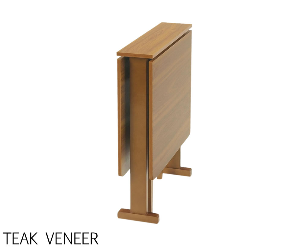 Susan gateleg table only - Gateleg table with folding chairs ...
