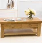 Rubi Oak Coffee Table