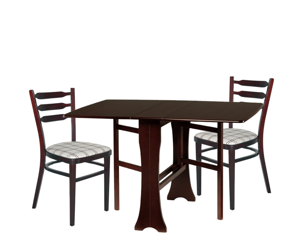 Jonathan gateleg table and chairs - Gateleg table with chairs ...