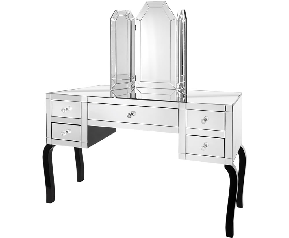 Tables Mayrhofen Mirrored Dressing Table dressing table