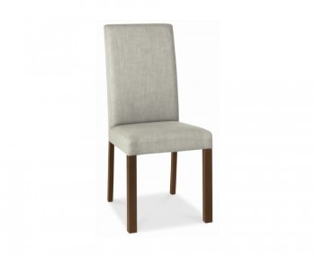 Parker Walnut And Linen Upholstered Dining Chair *Special Offer*