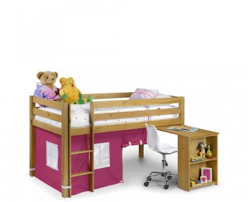 Wendy Pink Sleeper Kids Bunk Bed