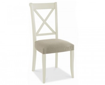 Hampstead Soft Grey Painted Dining Chairs