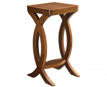 Warbler Walnut Lamp Table