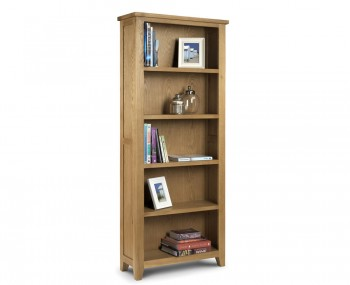 Dexter Oak Tall Bookcase