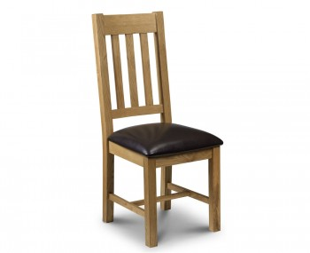 Dexter Oak Dining Chair