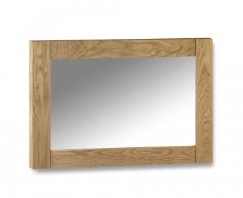 Wiltshire Oak Wall Mirror