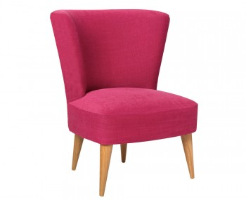 Hepburn Retro Bedroom Chair