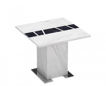 Mateo Marble Lamp Table