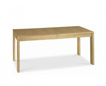 Petra Oak 175cm Extending Dining Table