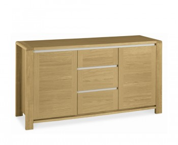 Petra Oak Wide Sideboard