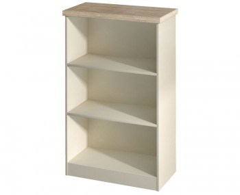 Levante Two-Tone Bookcase