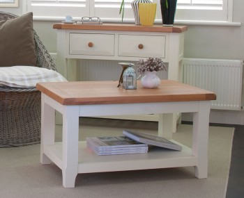 Marne Two-Tone Coffee Table