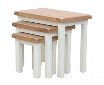 Marne Two-Tone Nest of Tables